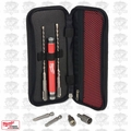 Milwaukee 48-20-7497 SDS+ Tapcon Installation Concrete Screwing kit