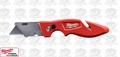 Milwaukee 48-22-1901 Fastback Flip Open Utility Knife