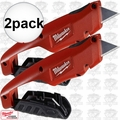 Milwaukee 48-22-1910 2pk Side Slide Utility Knife