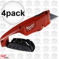 Milwaukee 48-22-1910 4pk Side Slide Utility Knife