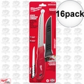 Milwaukee 48-22-1922 16pk Serrated Blade Insulation Knife