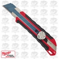 Milwaukee 48-22-1962 25mm Snap-Off Utility Knife with Metal Lock