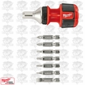 Milwaukee 48-22-2320 Compact 8IN1 Ratchet Multi Bit Driver