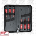 Milwaukee 48-22-2610 6 PC TORX Precision Screwdriver Set w/ Case