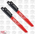 Milwaukee 48-22-3105 Inkzall Black Fine Point Marker