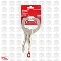 "Milwaukee 48-22-3532 Torque Lock 6"" Alloy Steel Regular Jaw Locking C-Clamp"