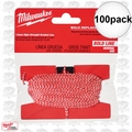 Milwaukee 48-22-3989 100pk 100' Bold Replacement Chalk Line