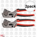 Milwaukee 48-22-4202 2pk Pex and Tubing Cutter