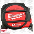 Milwaukee 48-22-5125 Magnetic Tape Measure