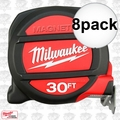 Milwaukee 48-22-5130 8x 30' Magnetic Tape Measure