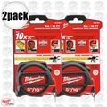 Milwaukee 48-22-5216 2pk 16' (5m) Standard/Metric Magnetic Tape Measure