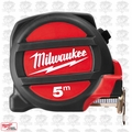 Milwaukee 48-22-5305 5 Meters Metric Magnetic Tape Measure
