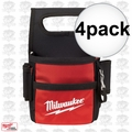Milwaukee 48-22-8111 4pk Compact Electricians Pouch