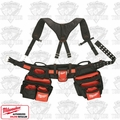 Milwaukee 48-22-8120 Contractor Belt w/Suspension Rig