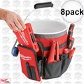 Milwaukee 48-22-8175 8pk Bucket Organizer Bag