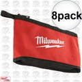 Milwaukee 48-22-8180 8pk Zipper Pouch