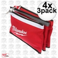 Milwaukee 48-22-8193 4x 3pk Color Coded Zipper Pouches 3x 48-22-8180's