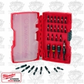 Milwaukee 48-32-4401 29 piece Shockwave Driver Bit Set