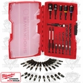 Milwaukee 48-32-4402 35 Piece Shockwave Drill and Driver Impact Set