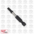 Milwaukee 48-32-4486 T27 Torx Impact Duty 2'' Power Bit