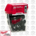 Milwaukee 48-32-4412 25Pk #2 Phillips Shockwave Impact Insert Bits 48-32-4604