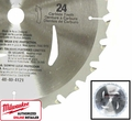 Milwaukee 48-40-4121 Carbide Circular Saw Blade