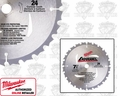 Milwaukee 48-40-4123 Carbide Circular Saw Blade