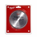 "Milwaukee 48-40-4132 7-1/4"" 48 Tooth ATB Finishing Saw Blade"