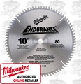 Milwaukee 48-40-4168 Non-Ferrous Metal Cutting Saw Blade