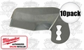 Milwaukee 48-44-0400 PVC Shear Blds NIP f/ 2470-20 2470-21