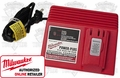 Milwaukee 48-59-0245 Universal Charger
