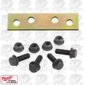 Milwaukee 48-62-1900 Scraper Replacment Hold Down Kit (Plate+Screws)