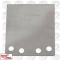 Milwaukee 48-62-1905 Replacement Scraper Plate / Floor Scraper Blade