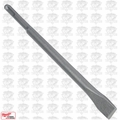 "Milwaukee 48-62-6015 3/4"" x 10"" Flat Chisel SDS Demolition Iron"