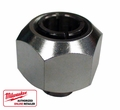 Milwaukee 48-66-1020 1/2'' Router Collet and Locking Nut