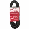 Milwaukee 48-76-4008 8 ft 3-Wire Quiklok Cord
