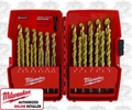 Milwaukee 48-89-0012 Thunderbolt Titanium Drill Bits in Orig Pkg