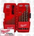 Milwaukee 48-89-0026 14pc Thunderbolt Cobalt Drill Bit Kit
