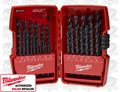 Milwaukee 48-89-2802 29 pc Thunderbolt Black Oxide Drill Bit Set