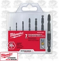 Milwaukee 48-89-4431 Shockwave Hex Drill Bit Set