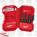 Milwaukee 48-89-9221 Step Drill Bit Set