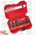 Milwaukee 48-89-9224 Step Drill Bit Set