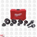"Milwaukee 49-16-2692 EXACT Knockout Set 1/2""-1 1/4"""