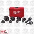 Milwaukee 49-16-2692 EXACT Knockout Set 1/2''-1 1/4''