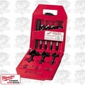 Milwaukee 49-22-0065 7 pc Plumber's Bit Kit`