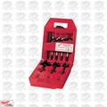 Milwaukee 49-22-0065 7pc Plumber's Bit Kit