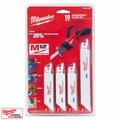 Milwaukee 49-22-0220 Hackzall Blade Assortment