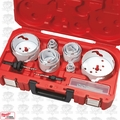 Milwaukee 49-22-4105 19pc Master Electrician's Hole Dozer Hole Saw Kit