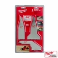 Milwaukee 49-22-5403 Sawzall Scraper Blade Set