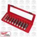 Milwaukee 49-22-8410 9 Piece Annular Cutter Kit